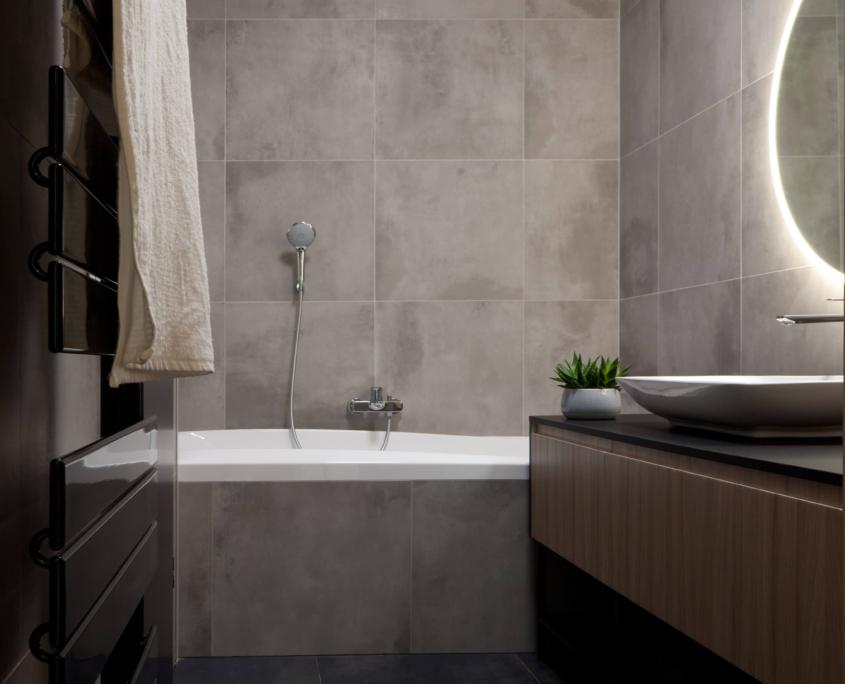 Modern polgári lakás Budán - Referenciák