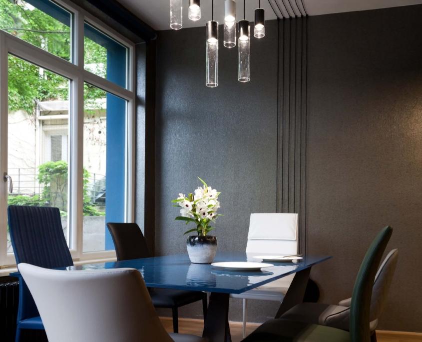 Blue Bird lakás bútorzata - Referenciák